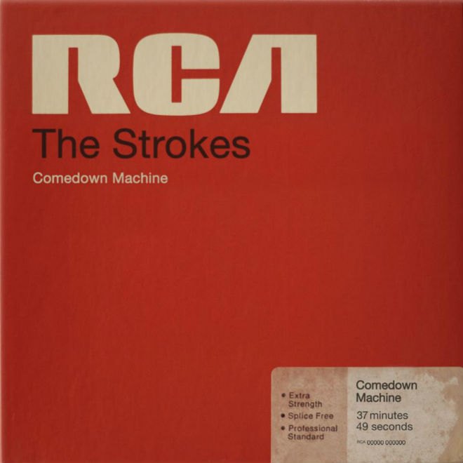 The-Strokes-Comedown-Machine