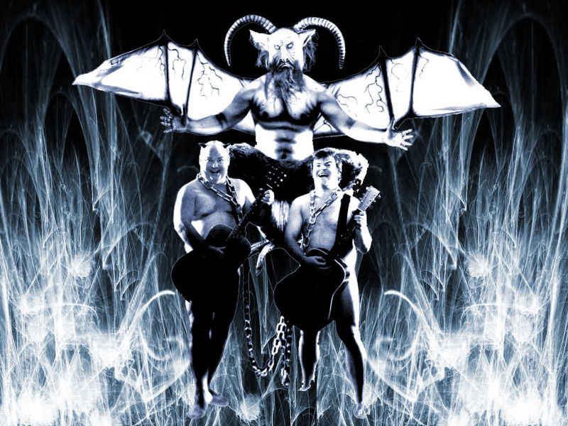 Tenacious D kommer till Sverige : Festivalrykten Jack Black Tenacious D Tribute
