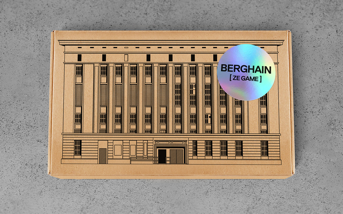 klubben Berghain