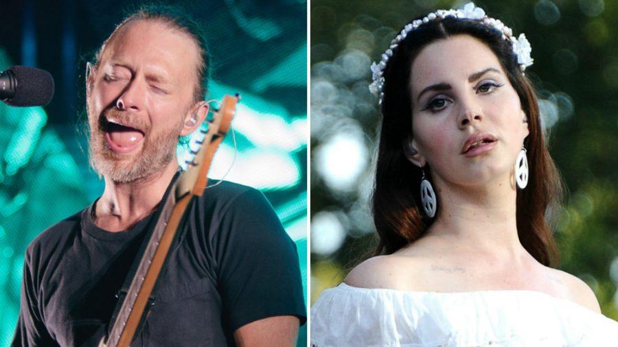 """I Radiohead accusano Lana Del Rey di aver plagiato """"Creep"""" e la portano in tribunale"""
